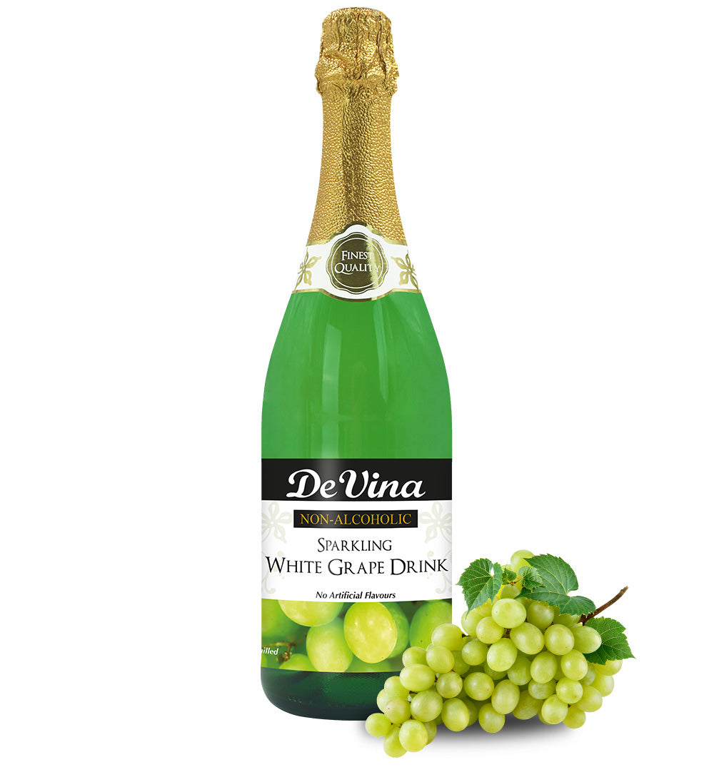 Sparkling White Grape Drink