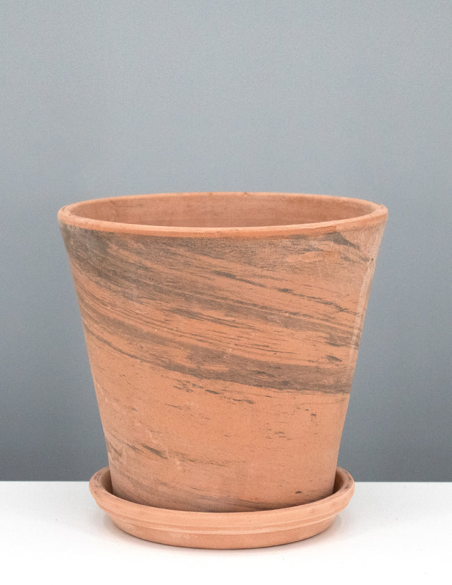 Weathered Terracotta Pottery