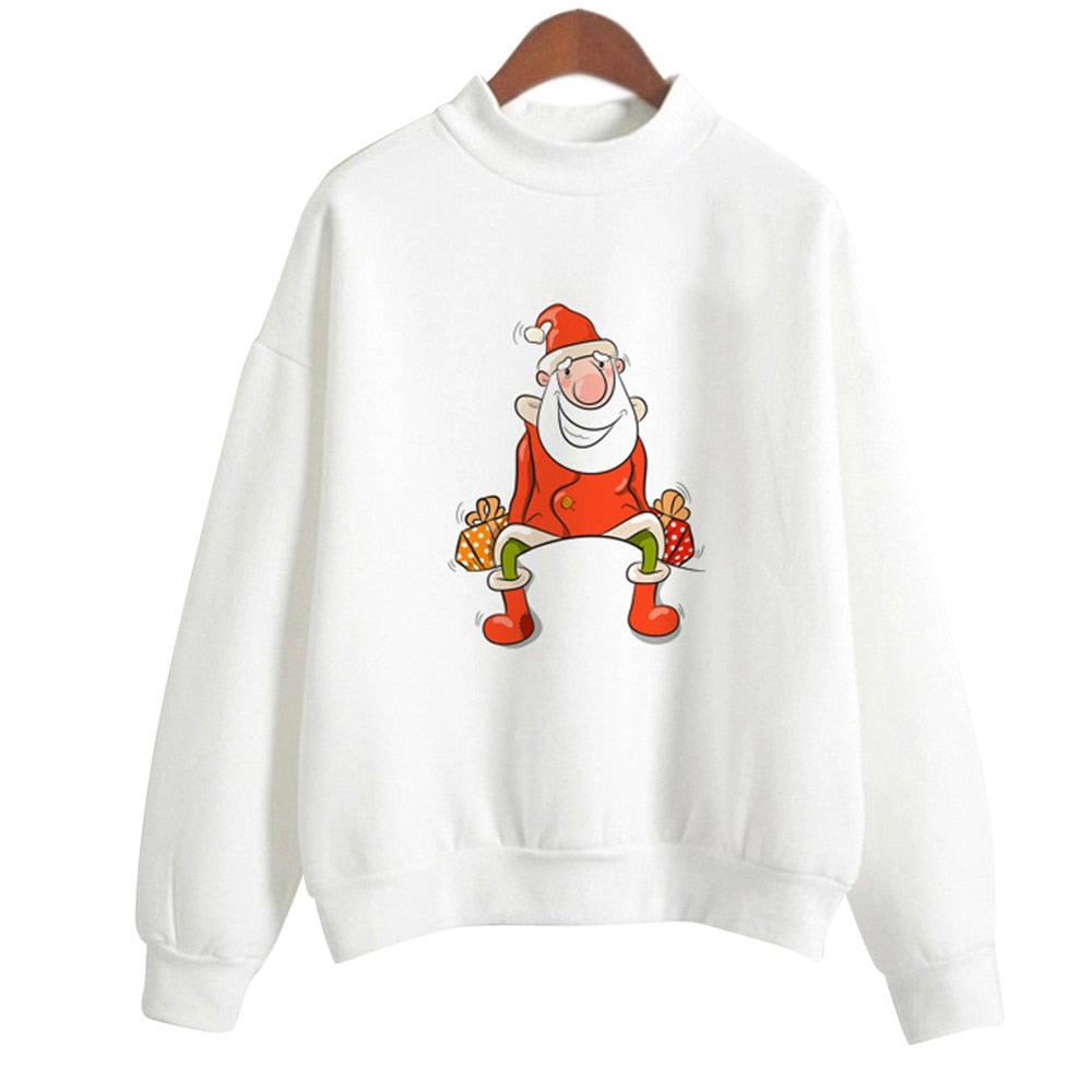 cozy christmas sweater - Thesantaland