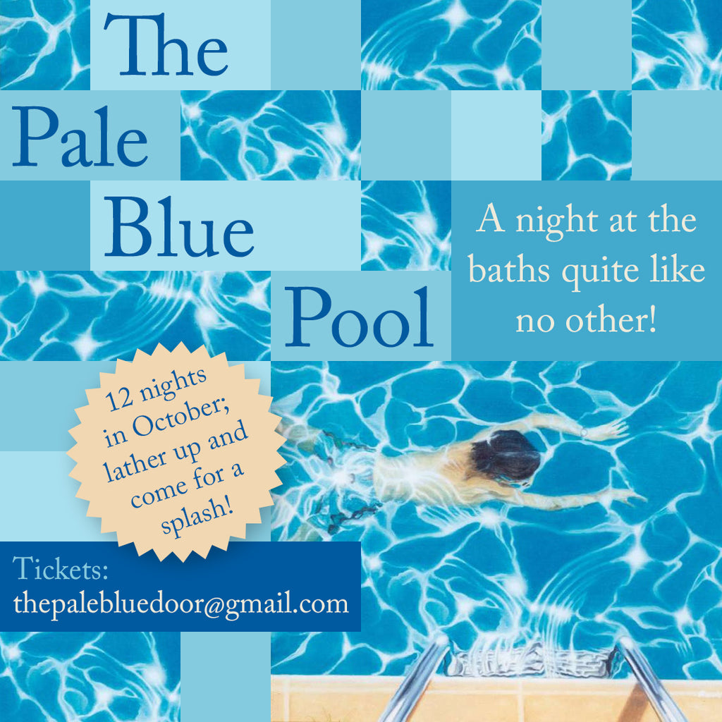The Pale Blue Pool
