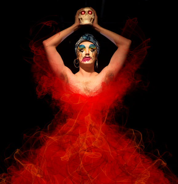 SÉAYONCÉ! Ghost Whisperings! Dining and Drag Experience on June 17th at 8pm