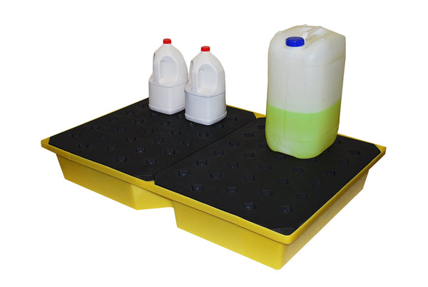 104 Litre Capacity Spill Tray Base - 185 x 1195 x 795mm (H x L x W)