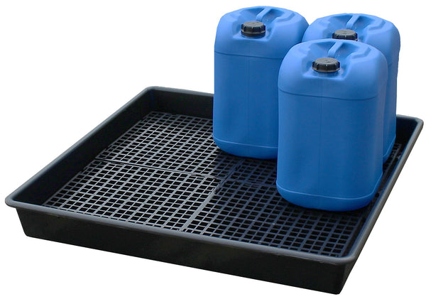 Spill Tray Base (with 4 x Grid)