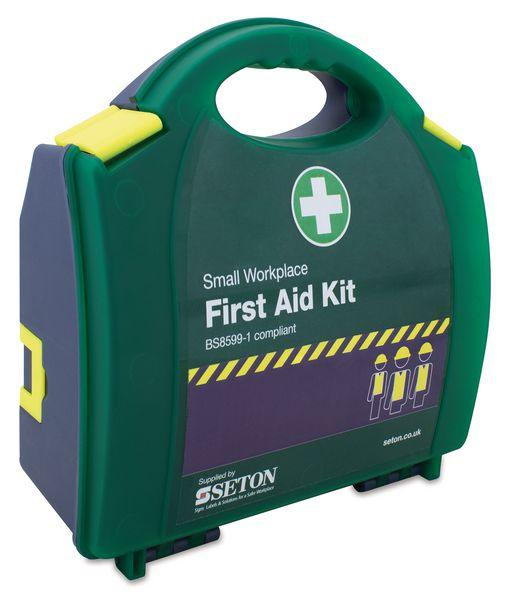 Small First Aid Kit in Aura Box