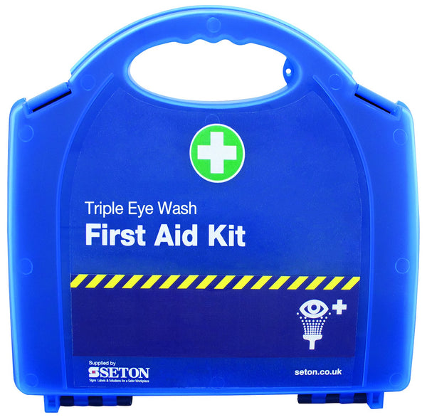 Triple Eyewash Kit