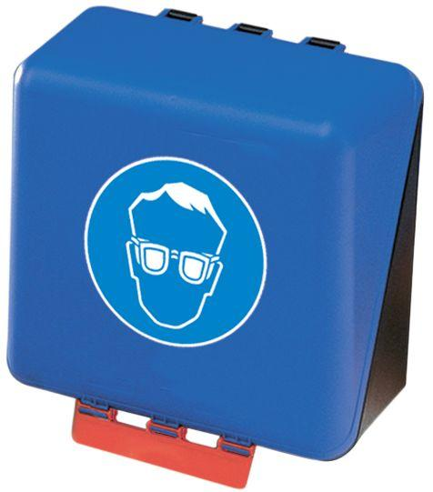 Blue Midi Storage Box Eye Protection