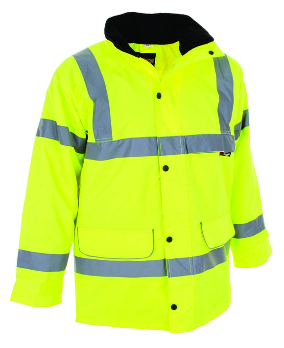 High Visibility Reflective Jacket - Med