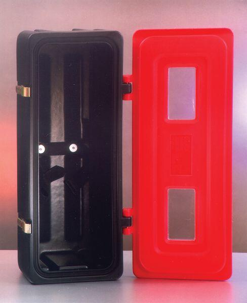 Fire Extinguisher Cabinet - Holds 1 x 9-12kg Extinguisher/5kg CO2