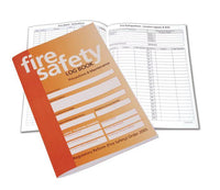 A5 Fire Safety Log Book