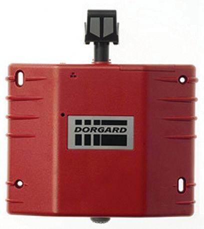 Dorgard Fire Door Retainer - Red