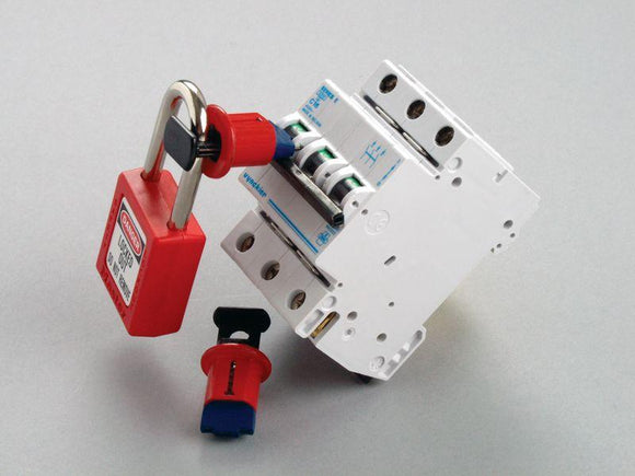 Miniature Circuit Breaker Lockout - Pin out standard