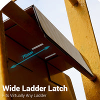Ladder Block - Premium Lockout Cover with Padlock