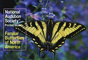 National Audubon Society Pocket Guide Familiar Butterflies of North America
