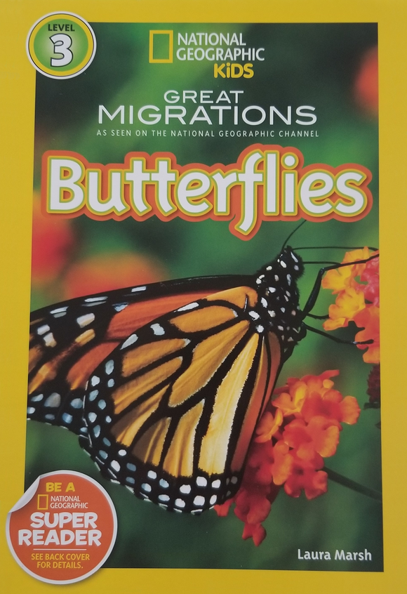 Great Migrations: Butterflies