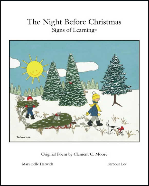 The Night Before Christmas: Signs of Learning
