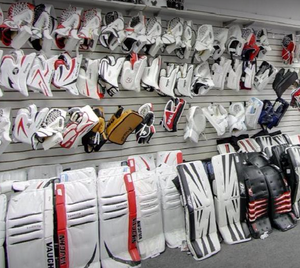 Welcome to Goalie Heaven
