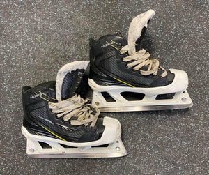 Used CCM Tacks  4092 Goalie Skates - Size 2.5D