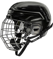 Warrior Alpha One Hockey Helmet Combo