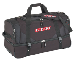 CCM Referee Officials Wheel Bag