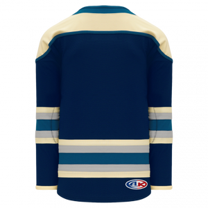 Pro Hockey Jersey Columbus Navy - CLM373B