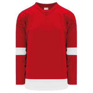 Pro Hockey Jersey Detroit Red  - DET492B