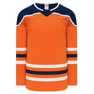 Pro Hockey Jersey 2017 Edmonton Orange - EDM369B