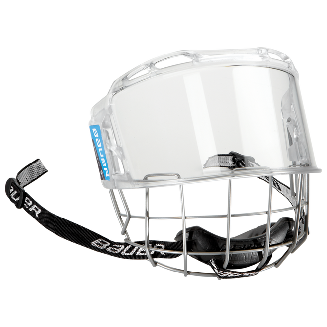 Bauer Hybrid Hockey Face Shield