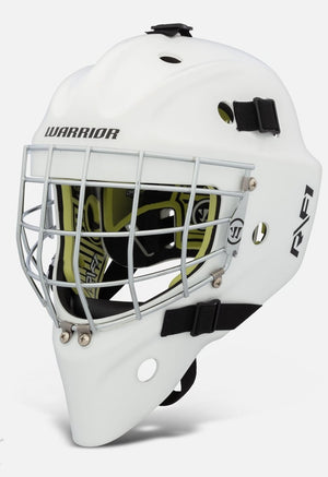 Warrior Ritual F1 SR Goalie Mask
