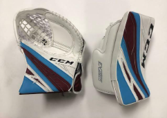 CCM Extreme Flex 4 Goalie Blocker & Catcher Set (USED)