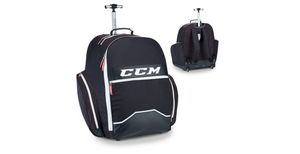 CCM 390 Wheeled Player Core Carry Hockey Bag