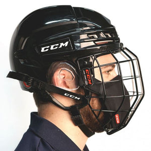CCM Game On Hockey Mask