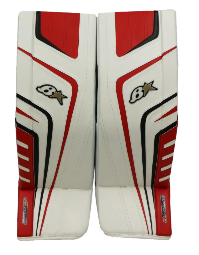 Brian's Optik 9.0 Goalie Pads Senior