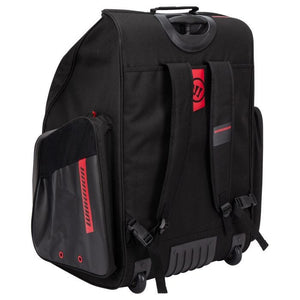Warrior Pro Roller Backpack Hockey Bag