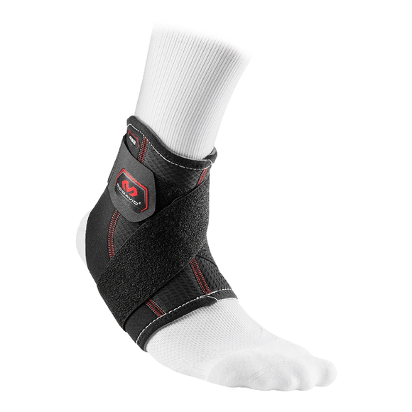 McDavid - 432 Ankle Support + Figure 8 Straps