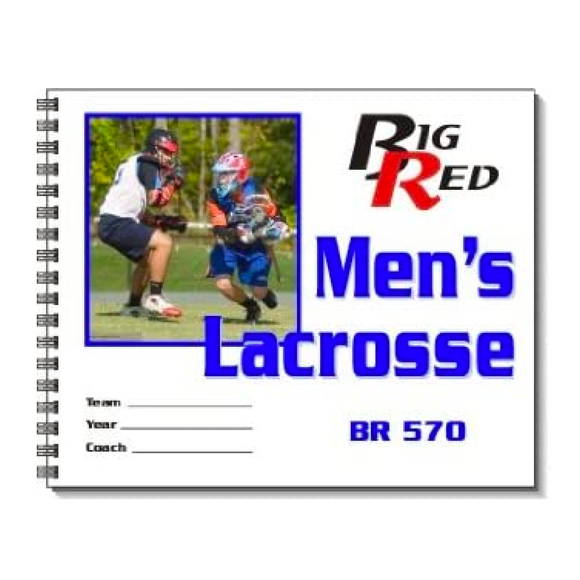 Big Red - Lacrosse Scorebook