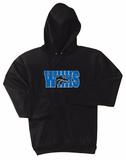 Pullover Hooded Sweatshirt - West Hills