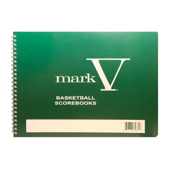 Mark V - Basketball Scorebook