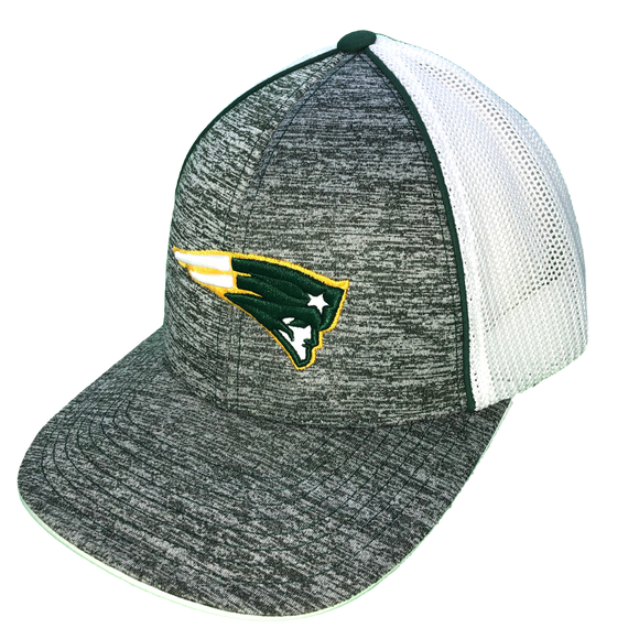 Hat - Patrick Henry (Green Heather hat)