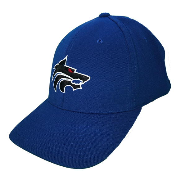Hat - West Hills (Blue Fitted)
