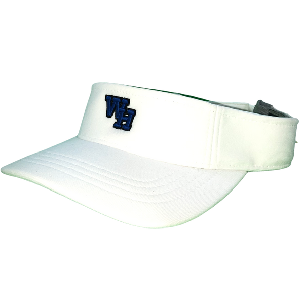 Visor - West Hills (White)