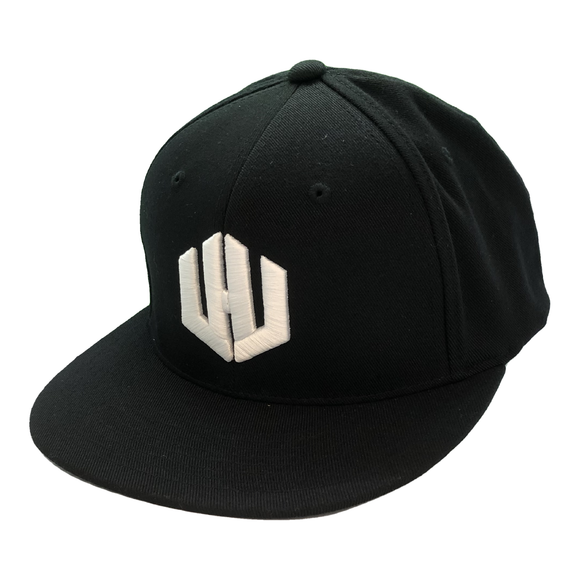 Hat - West Hills Baseball (Black Fitted)