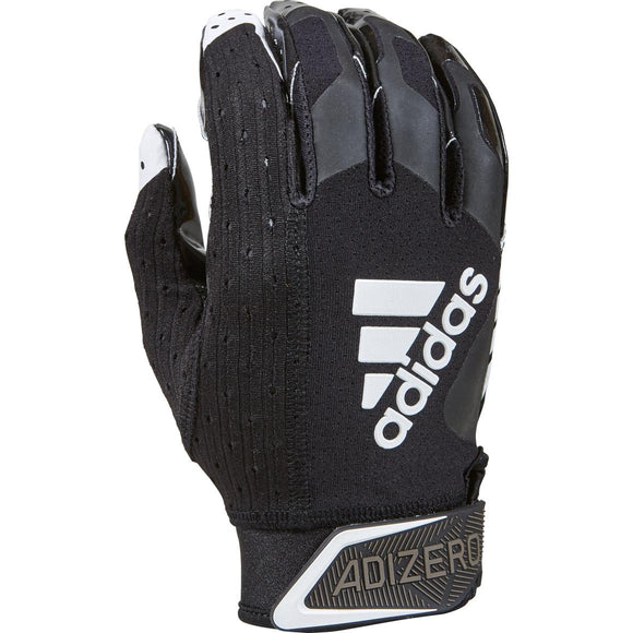 Adidas - Adizero 9.0 Black/White Football Receiver Gloves
