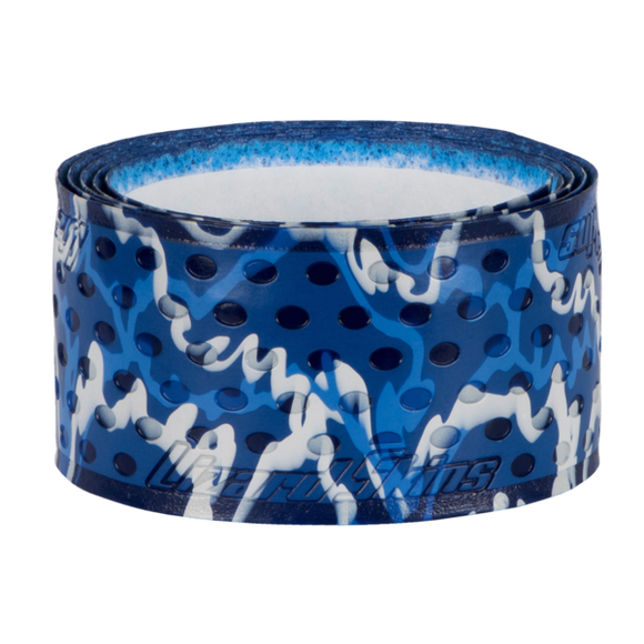 Lizard Skin DSP Bat Wrap - Blue Camo