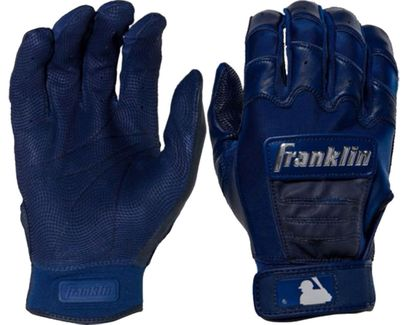 Franklin CFX Pro Chrome Series Blue - Batting Gloves