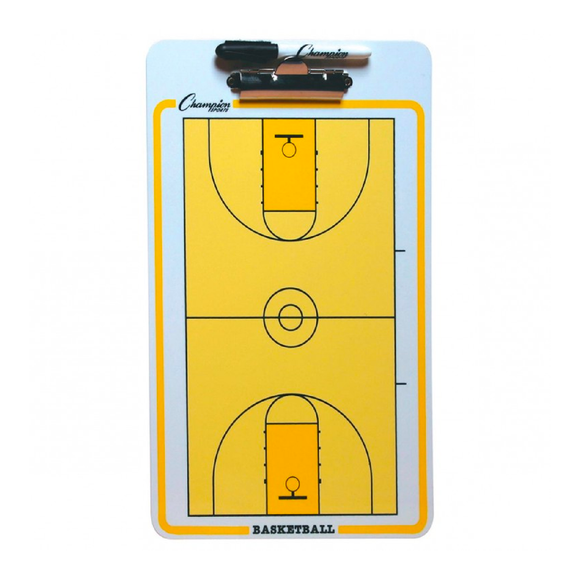 Champion - Basketball Coach's Board