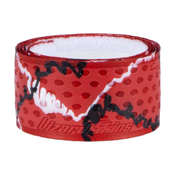Lizard Skin DSP Bat Wrap - Crimson Camo