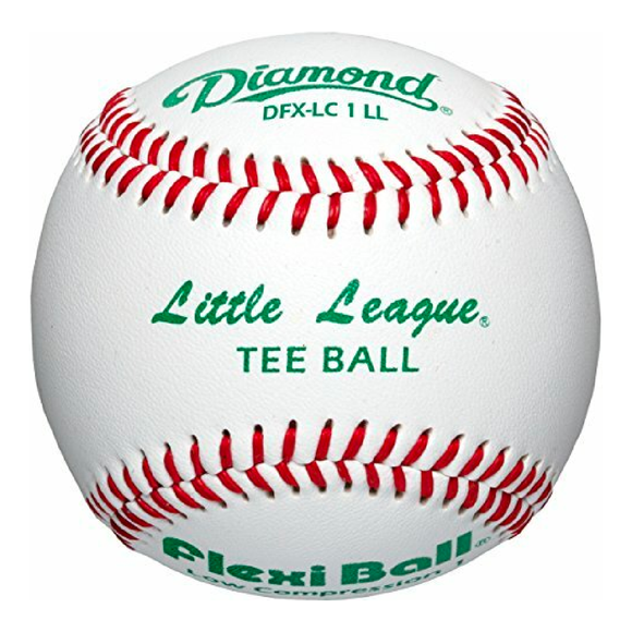 Diamond Little League TeeBall Baseballs - Case of 12