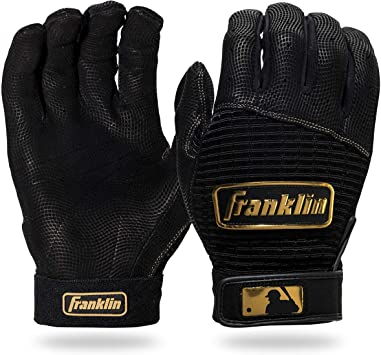 Franklin Pro Classic Gold Series - Batting Gloves
