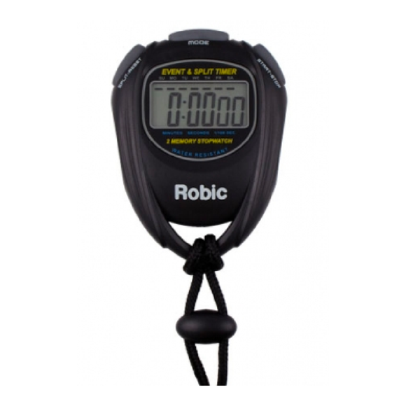 Robic - Large Display Pro Stopwatch