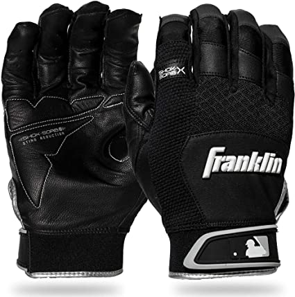 Franklin Shok-Sorb X - Batting Gloves